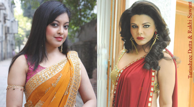 Rakhi sues Tanushree for defamation, seeks 25 paise damages
