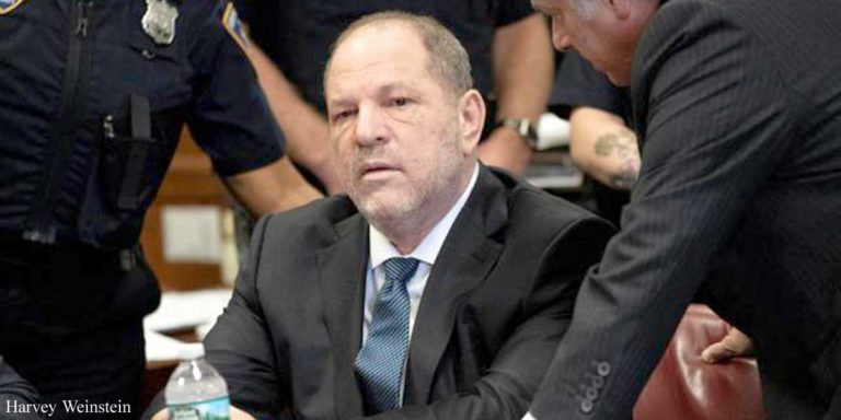 Weinstein accused of sexually assaulting 16-year-old